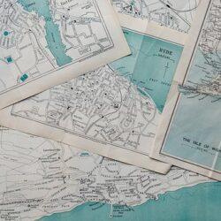 Mapy i atlasy