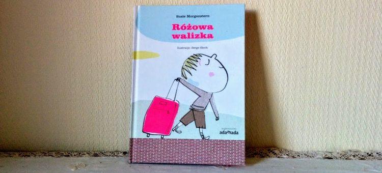 A czy ty masz swoją różową walizkę?