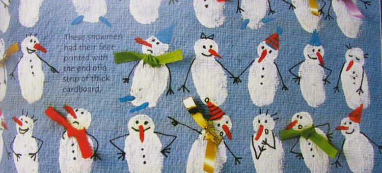 Smiling Snowmen. Przedświąteczny angielski