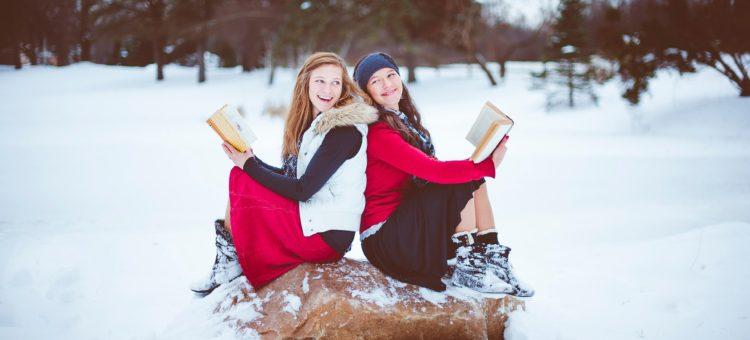 Książkowe śnieżynki. Pierwsze premiery 2018 roku!