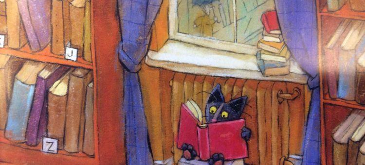 7 książek o… kotach