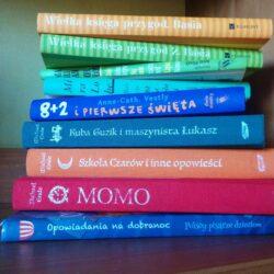 O książkach i czytaniu