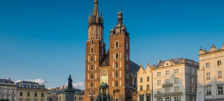 Pora do Krakowa. Wycieczka w czasie i przestrzeni